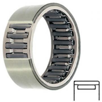 0.551 Inch | 14 Millimeter x 0.866 Inch | 22 Millimeter x 0.512 Inch | 13 Millimeter  IKO RNAF142213  Needle Non Thrust Roller Bearings