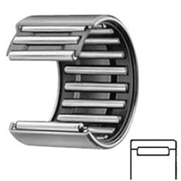 1.625 Inch | 41.275 Millimeter x 2 Inch | 50.8 Millimeter x 0.5 Inch | 12.7 Millimeter  IKO BA268ZOH  Needle Non Thrust Roller Bearings