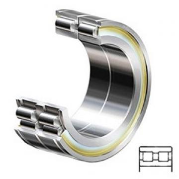 3.74 Inch | 95 Millimeter x 5.709 Inch | 145 Millimeter x 2.638 Inch | 67 Millimeter  IKO NAS5019UUNR  Cylindrical Roller Bearings