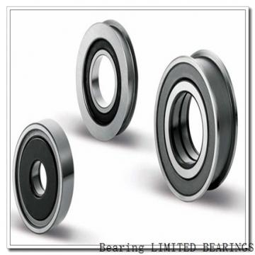 BEARINGS LIMITED SSR22 2RS FM222  Single Row Ball Bearings