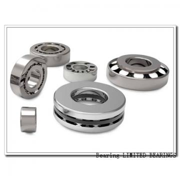 BEARINGS LIMITED L850 ZZ SRL/Q Bearings