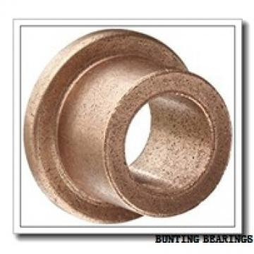 BUNTING BEARINGS BJ4S060903  Plain Bearings