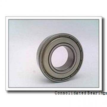 CONSOLIDATED BEARING 606  Single Row Ball Bearings