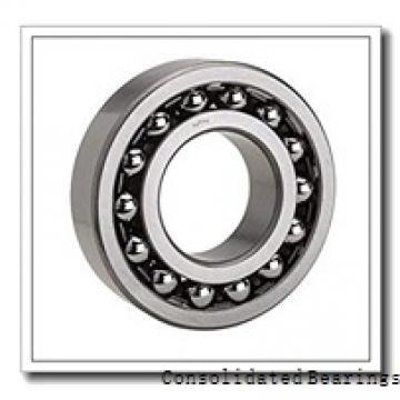 CONSOLIDATED BEARING F61806-ZZ  Single Row Ball Bearings