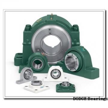 DODGE F4B-GTEZ-012-SHCR  Flange Block Bearings