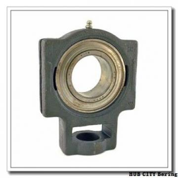 HUB CITY FB260HW X 2  Flange Block Bearings