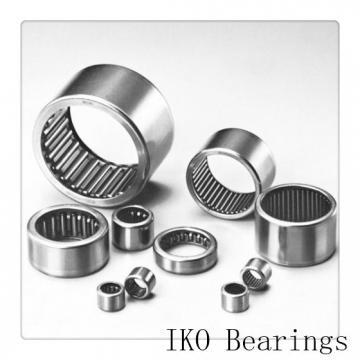 0.315 Inch | 8 Millimeter x 0.63 Inch | 16 Millimeter x 0.787 Inch | 20 Millimeter  IKO RNAFW81620  Needle Non Thrust Roller Bearings