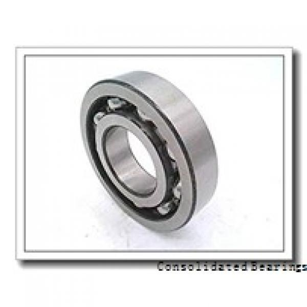 CONSOLIDATED BEARING F6-14M  Thrust Ball Bearing #2 image