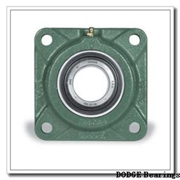 DODGE F2B-SXV-106  Flange Block Bearings #1 image