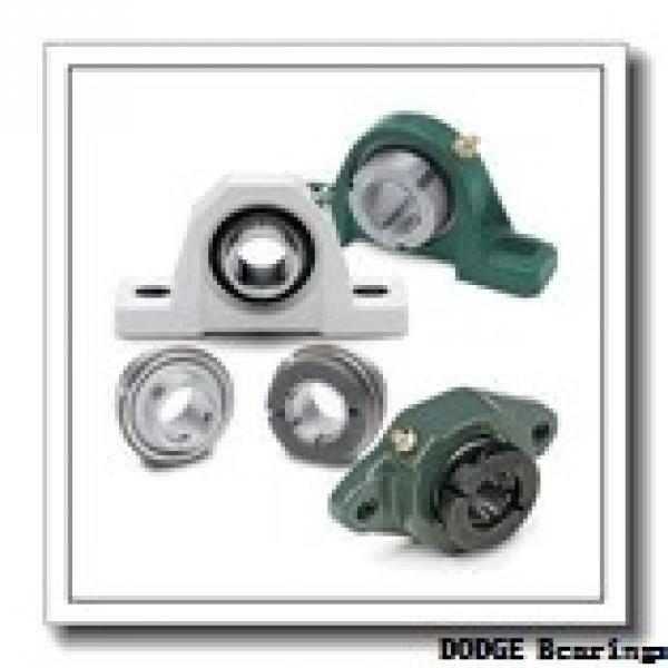DODGE F2B-SXV-105  Flange Block Bearings #1 image